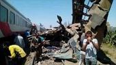 Tai nạn tàu hỏa thảm khốc ở bờ tây sông Nile, Ai Cập, gần 120 người thương vong