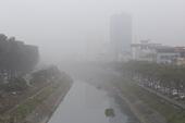 Miền Bắc trời rét, Hà Nội mưa phùn và sương mù dày đặc cả ngày