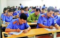 710 công chức trúng tuyển Kiểm sát viên các ngạch