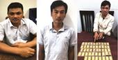 Khởi tố tài xế cùng nhóm đối tượng trộm gần 90 lượng vàng trên xe khách