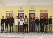 Vụ nam thanh niên bị bịt mặt chôn sống Đã bắt giữ 13 đối tượng để điều tra