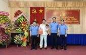Trao quyết định bổ nhiệm Phó viện trưởng VKSND tỉnh Tiền Giang