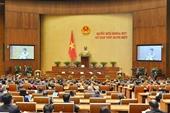 Quốc hội thảo luận các Báo cáo công tác nhiệm kỳ 2016-2021 của Chủ tịch nước, Chính phủ