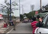 Cảnh sát phong tỏa hiện trường vụ cháy nhà, 6 người chết thảm