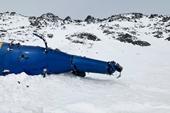 Tỷ phú giàu nhất CH Séc và 4 người khác thiệt mạng trong vụ rơi trực thăng ở Alaska