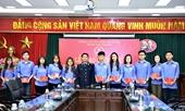 Trường Đại học Kiểm sát Hà Nội trao Chứng chỉ ứng dụng công nghệ thông tin cơ bản