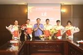 Bổ nhiệm chức danh Kiểm tra viên chính 5 công chức thuộc Vụ 8 - VKSND tối cao