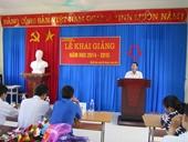 Phê chuẩn khởi tố Giám đốc Trung tâm Giáo dục thường xuyên huyện