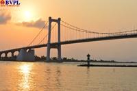 Vẻ đẹp lung linh, cuốn hút của cầu Thuận Phước Đà Nẵng