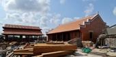 Đại gia xứ biển Sóc Trăng xây nhà không phép bị xử phạt