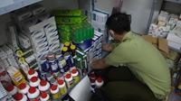 Phát hiện số lượng lớn thuốc tân dược, thực phẩm chức năng nghi nhập lậu
