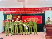 Công an Thanh Hóa trao thưởng cho Ban chuyên án 663-S