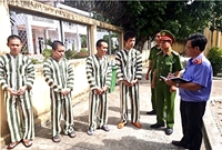 Kế hoạch tổ chức Hội nghị tập huấn công tác kiểm sát việc tạm giữ, tạm giam và thi hành án hình sự
