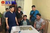 NÓNG Bắt 2 trùm ma túy ở Điện Biên có đến 4 cái tên