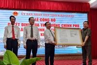 Nhiều kỳ vọng khi Khu kinh tế cửa khẩu Hà Tiên được thành lập