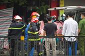 Xác định danh tính 4 nạn nhân vụ cháy kinh hoàng ở phố Tôn Đức Thắng