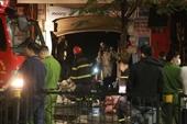Chủ tịch UBND TP Hà Nội chỉ đạo khẩn trương làm rõ nguyên nhân vụ cháy, làm 4 người chết