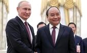 Tổng thống Nga Putin, Chủ tịch Trung Quốc Tập Cận Bình chúc mừng đồng chí Nguyễn Xuân Phúc