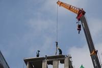 Cưỡng chế tháo dỡ 7 công trình sai phép trong một phường ở TP HCM