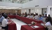 100 cử tri nơi cư trú tín nhiệm giới thiệu Viện trưởng VKSND tối cao Lê Minh Trí ứng cử Đại biểu Quốc hội khoá XV