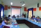 Cán bộ, đảng viên VKSND huyện Cái Bè học tập và làm theo lời Bác dạy