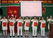 VKSND tỉnh Vĩnh Long trao quyết định bổ nhiệm các chức danh tư pháp