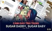Cạm bẫy từ trào lưu Sugar daddy, Sugar baby