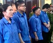 VKSND TP HCM đề nghị tử hình nguyên Giám đốc Agribank Bến Thành
