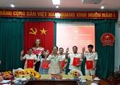 VKSND tỉnh Hậu Giang bổ nhiệm kiểm sát viên, kiểm tra viên