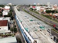 Hội đồng kiểm tra Nhà nước kiểm tra công trình Metro Bến Thành – Suối Tiên
