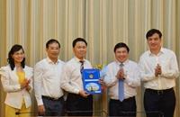 Bí thư Huyện ủy Bình Chánh giữ chức Giám đốc Sở Xây dựng TP HCM