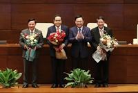 Nghị quyết bầu, miễn nhiệm Chủ tịch, Phó Chủ tịch Quốc hội