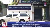 Bắt TGĐ Công ty Phúc Lâm trong đường dây buôn lậu xăng giả