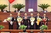 Ông Bùi Văn Cường được bầu giữ chức vụ Tổng Thư ký Quốc hội