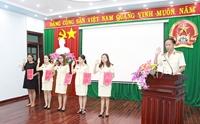 VKSND tỉnh Bình Phước trao quyết định bổ nhiệm Kiểm sát viên và Kiểm tra viên