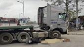Hải Phòng Gia tăng tình trạng tai nạn giao thông liên quan đến xe container