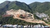 Kiểm tra dự án biệt thự trên núi sử dụng hơn 64 tấn thuốc nổ để xử lí mặt bằng