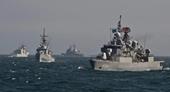 """Biên giới Nga-Ukraine """"nóng"""", Moscow và Washington cùng điều tàu chiến đến Biển Đen"""