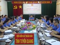 VKSND tỉnh Tuyên Quang hoàn thành tốt các chỉ tiêu, kế hoạch công tác quý I 2021