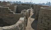 Thành phố vàng 3 000 năm tuổi bị mất tích được phát hiện tại Ai Cập