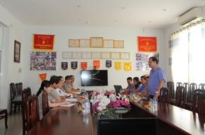 Trực tiếp kiểm sát hoạt động Thi hành án dân sự, hành chính tại Cục THADS tỉnh Bạc Liêu