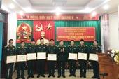 VKSQS khu vực 23 Quân khu 2 Sáu mươi năm xây dựng và trưởng thành