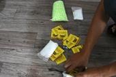 """Nam thanh niên tàng trữ gần 1 000 viên thuốc lắc để phục vụ dân """"bay"""""""