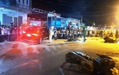 Liên tiếp xảy ra tai nạn giao thông nghiêm trọng nhiều người thương vong