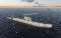 Nga chế tạo tàu tuần tra lai đầu tiên có khả năng lặn như tàu ngầm