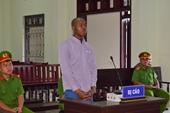 Tử hình người Nigeria vận chuyển 3kg ma túy vào Việt Nam