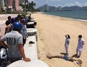 Chưa đầy 10 ngày phát hiện 3 thi thể trên bãi biển
