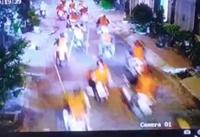 Đề nghị truy tố băng nhóm áo cam gây náo loạn TP HCM