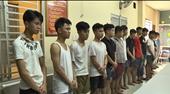 Triệt phá băng nhóm 16 đối tượng thực hiện 24 vụ cướp giật táo tợn liên tỉnh