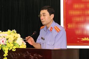 VKSND tỉnh Tuyên Quang chú trọng công tác bảo vệ bí mật Nhà nước